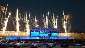 100 Jahre BMW Feier