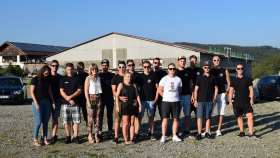 Treffen mit BMW Club Gruppe Süd e.V.